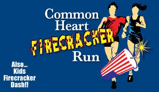 Common Heart Firecracker Run