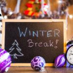 School Holidays Winter
