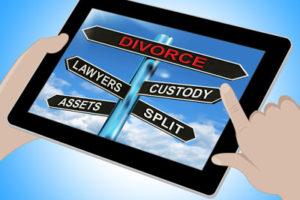 It Takes a Village…To Get a Divorce