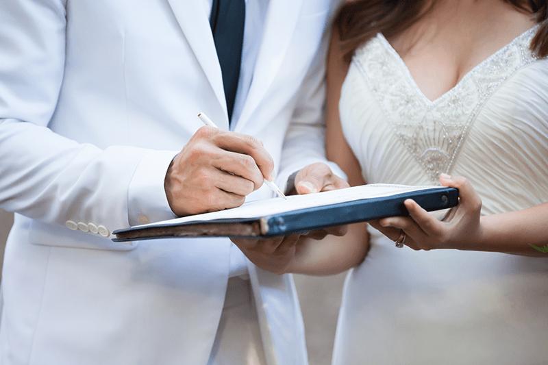 The Pre-Wedding Legal Handbook