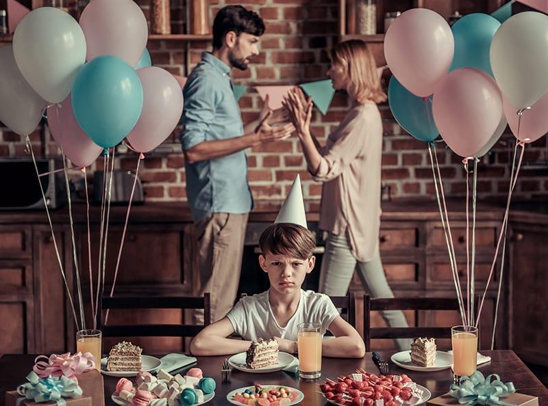 Co-parenting: Birthdays After Divorce